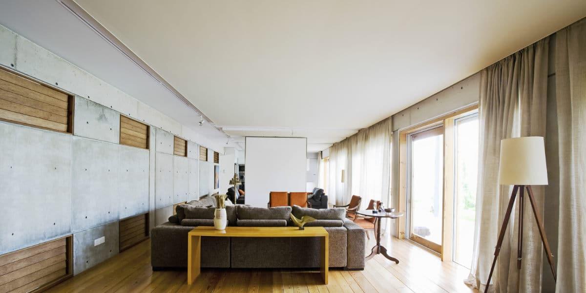 plafond autoportant