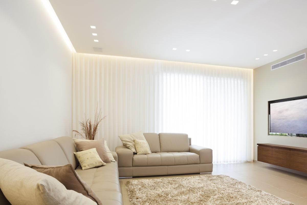 plafond tendu prix par m2